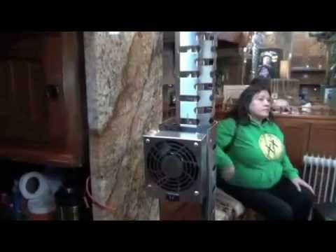 Kimberly Gasifier Rv And Marine Wood Stove On Board A