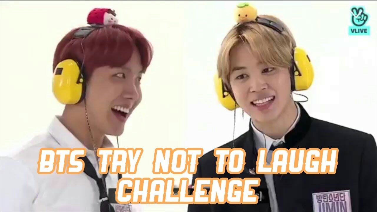 Bts Try Not To Laugh Challenge 1 Youtube