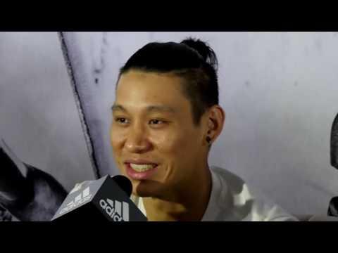 Jeremy Lin #AdidasOnSummer in Guangzhou #2016AsiaTour