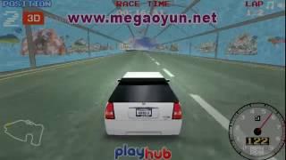 Araba Yarışı 2 - 3D Oyunlar - 3D Oyuncu   www.megaoyun.net