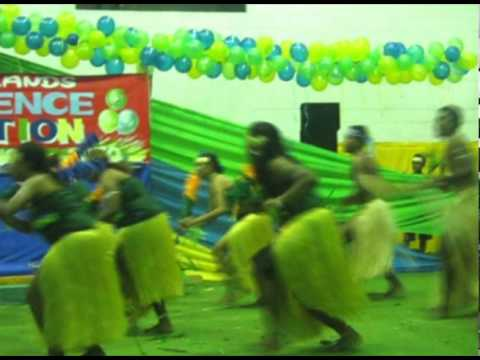 """ Sale'olo Part 2"" - Solomon ISland students in Fiji"