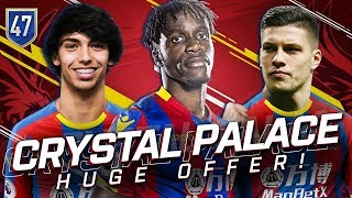Baixar FIFA 19 CRYSTAL PALACE CAREER MODE #47 - INCREDIBLE TRANSFER OFFER!!! DO WE ACCEPT?!