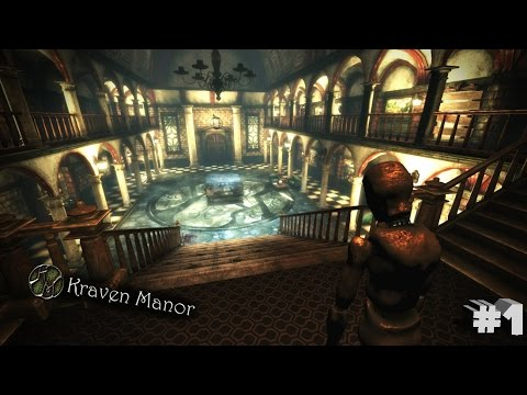Kraven Manor - What the hell is this? #1