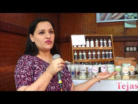 Organic Skincare Products by Association of Organic farmers (Women of India Festival 2017)