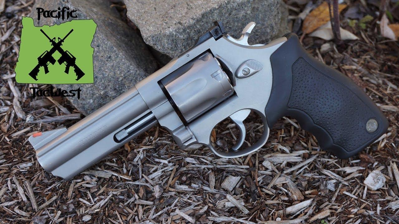 Taurus Model 66 Review: The 7-Shot  357 Magnum Revolver