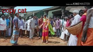 Seema raja bgm copied fro veeram ajith bgm