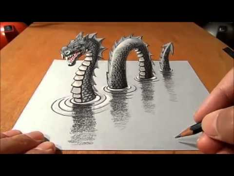 3d drawing 3d tekening youtube for Google 3d tekenen