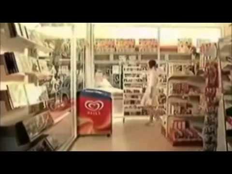 โฆษณา : wall cornetto tiramissyou - YouTube