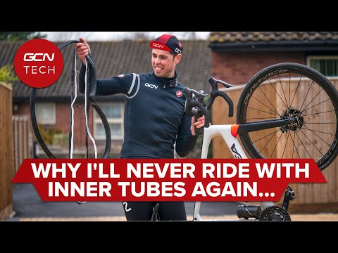 Tubeless Convert!   Why Alex Will Never Use Inner Tubes On His Road Bike Again