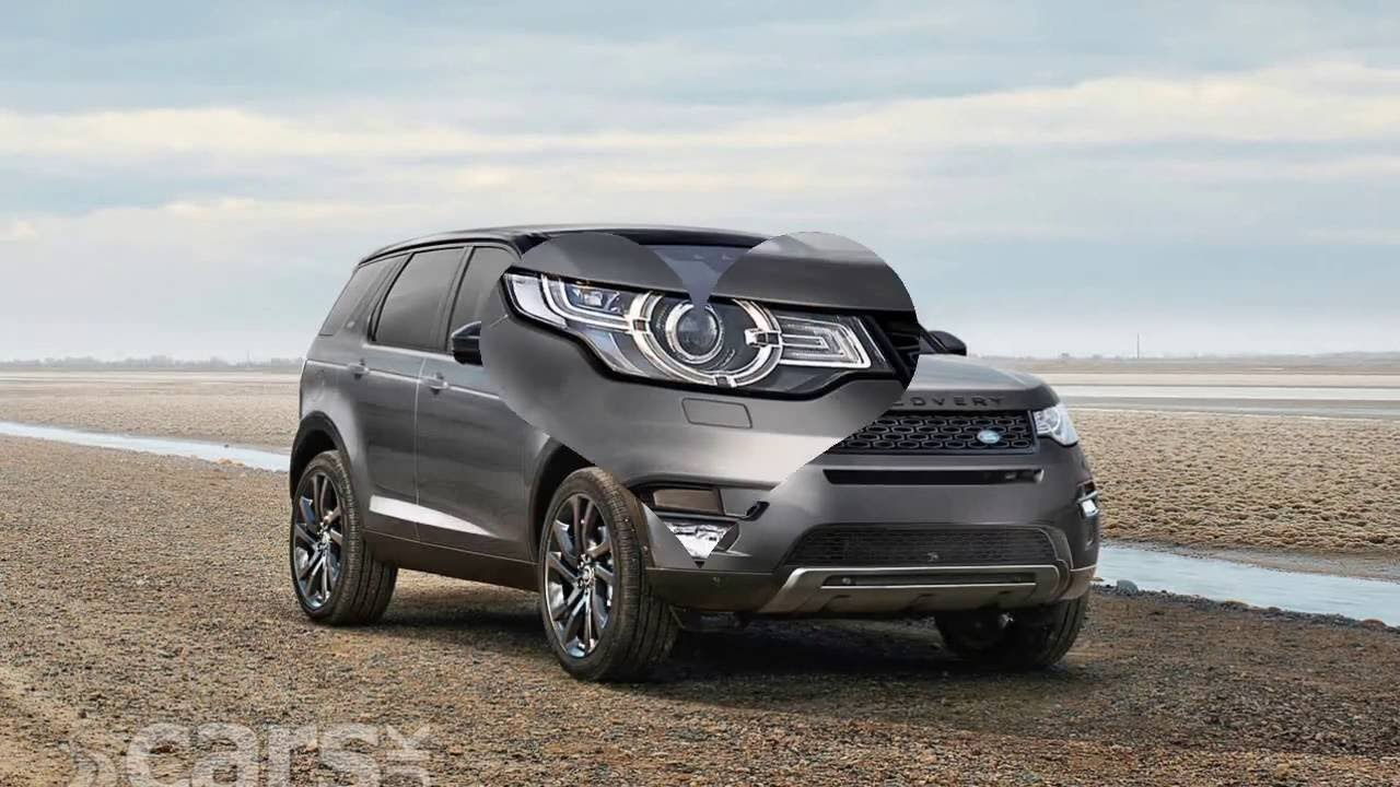 2017 land rover discovery sport all new car youtube. Black Bedroom Furniture Sets. Home Design Ideas