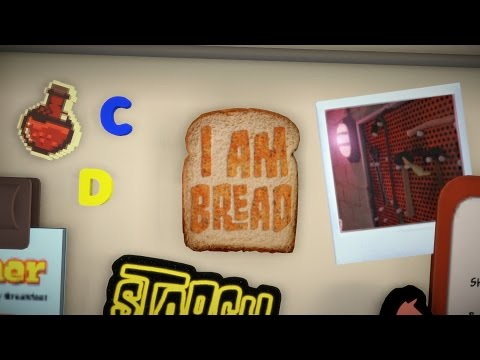 I Am Bread - First Play! Live w/ TheBeardedFool