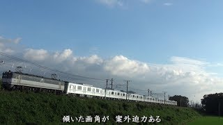 EF65 2090〔4〕東京メトロ13000系甲種輸送          巛巛