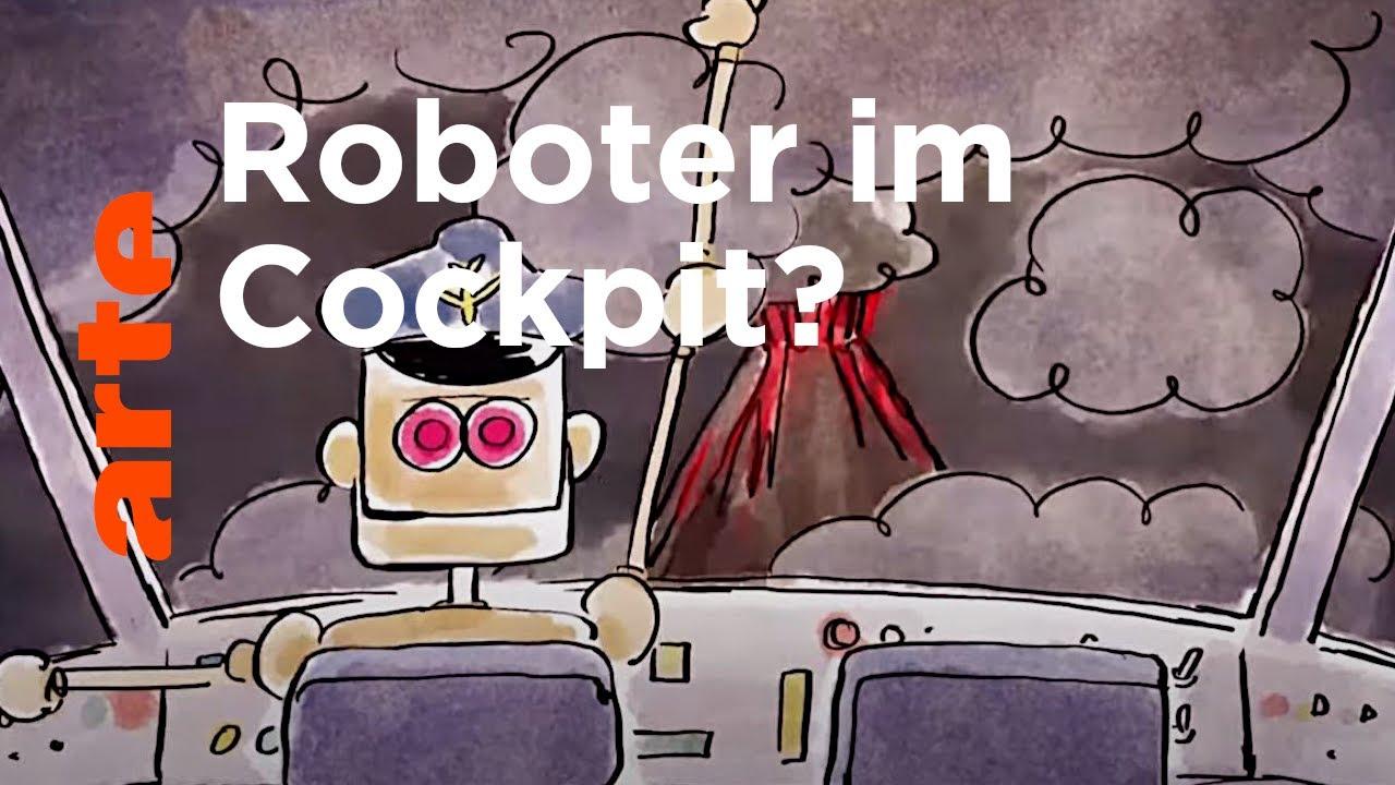 Regieren Autopiloten die Welt? | Wer nicht fragt, stirbt dumm | ARTE