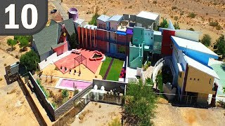 Download Top 10 Weird and Crazy Celebrity Houses Mp3 and Videos