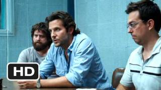 The Hangover #3 Movie CLIP - We Didn't Steal Anything (2009) HD