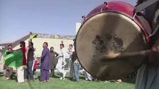 Afghanistan fans celebrate cricket World Cup qualification