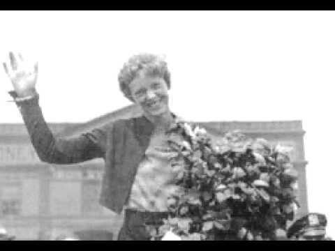Amelia Earhart, 1897 - 1937
