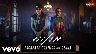 Wisin Escápate Conmigo Audio Ft Ozuna
