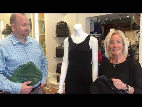 Pack Your Bag - A Travel Event At Eileen Fisher