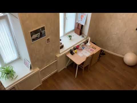 Двухъярусная квартира в самом центре Смоленска