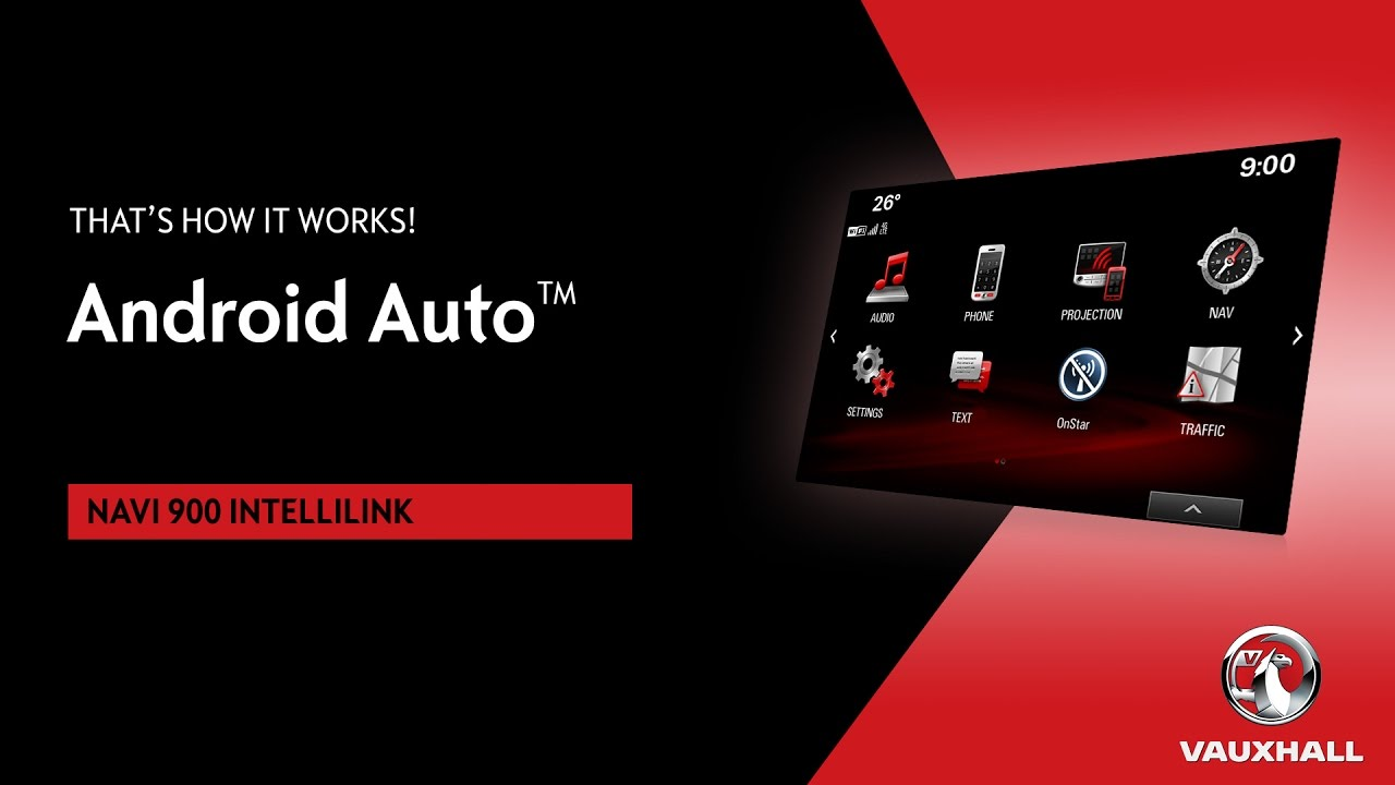 Android Auto - Learn how it works | Lookers Vauxhall