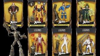 Marvel Legends Reveals/Thoughts: X-Men Warlock BAF Wave In Package Photos Breakdown