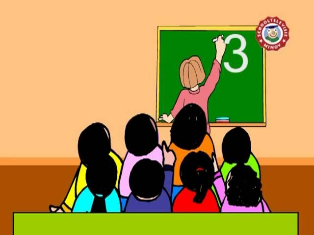 Ik kan tellen - SchoolTV Suriname
