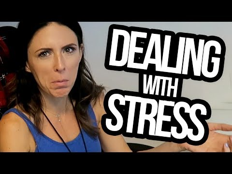 Advice On Dealing With Stress (Lunchy Break)