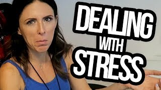 HOW TO DEAL WITH STRESS (Lunchy Break)