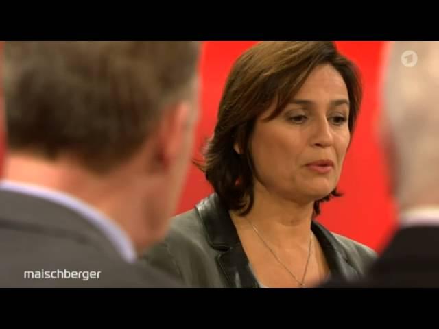 Maischberger Deutschland vor dem Super Sonntag: Merkels Schicksalswahl? 09.03.16
