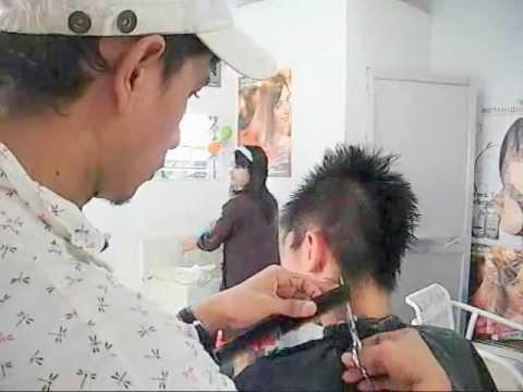 semi mohawk haircut philippines hair