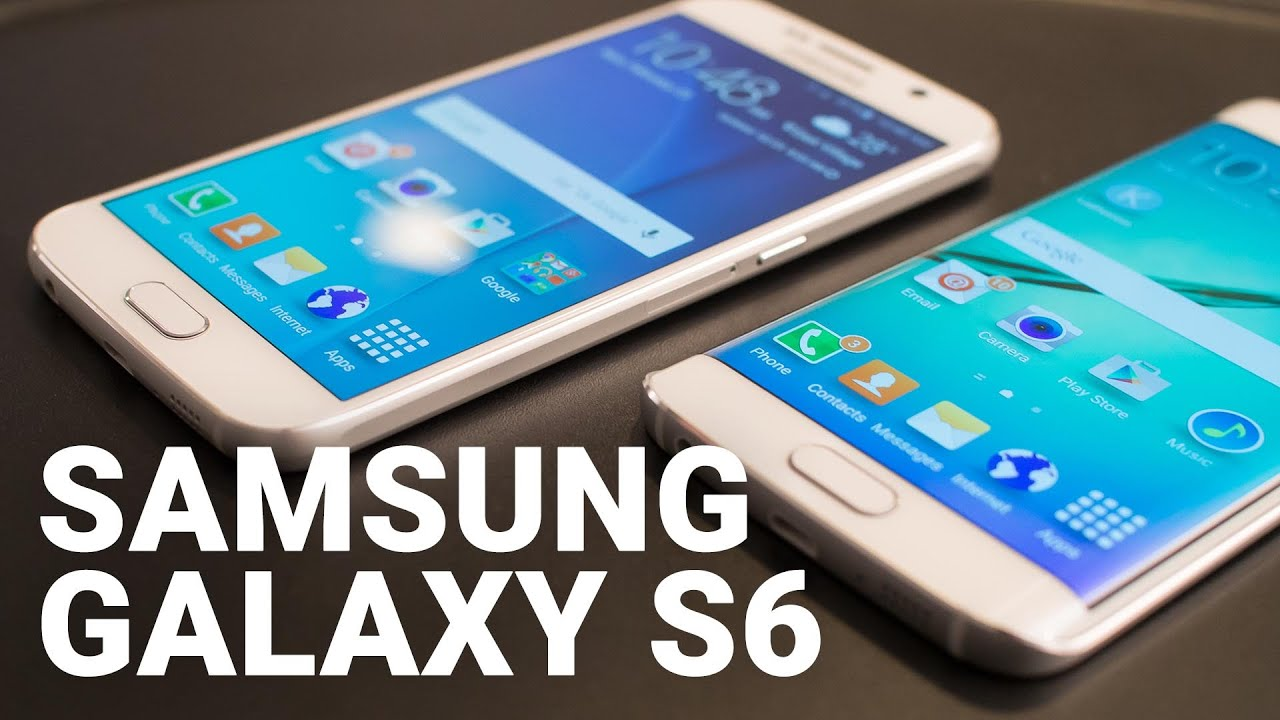 Samsung Galaxy S6/S6 Edge won't receive software updates