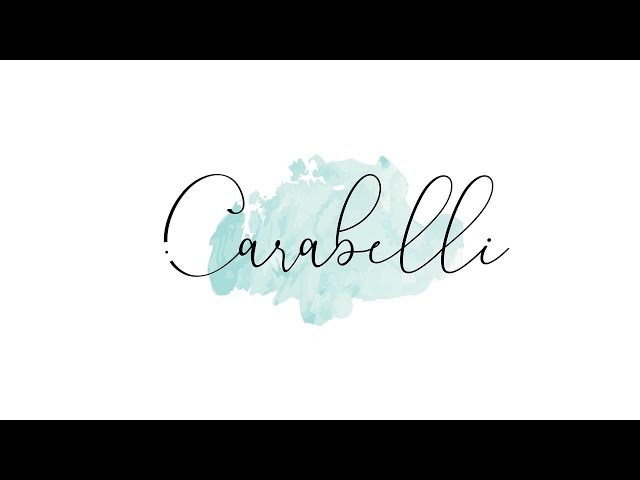 CARABELLI - Aime toi