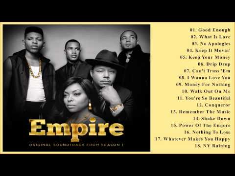 Empire Cast [O.S.T] Soundtrack - Season 1