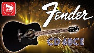 FENDER CD-60CE - одна из лучших доступных электроакустик