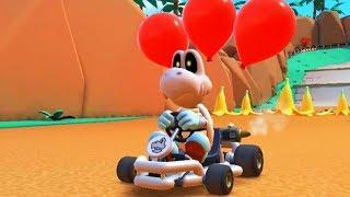 Mario Kart Tour - Dry Bones Cup 150cc (Dry Bones Gameplay)