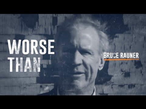 Trump is Worse than Bruce Rauner