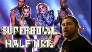 LADY GAGA Super Bowl Halftime Show | Mike The Music Snob Reacts
