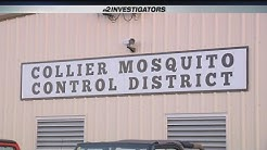 FL Dept. of Agriculture investigating Collier Mosquito Control District