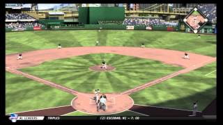 MLB 12 The Show: Marlins Franchise with Popular Stranger
