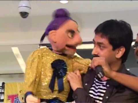 Young Ventriloquist & Puppeteer - Satyajit Padhye