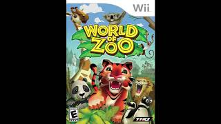 World Of Zoo Soundtrack - Big Cat Savannah A