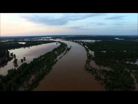 Red River Flooding Texarkana AR