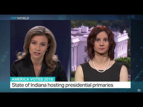 Interview with Ashe Schow from The Washington Examiner on Indiana primaries