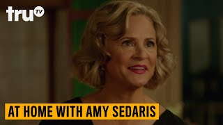 At Home with Amy Sedaris -When A Stranger Knocks ft Michael Shannon  truTV