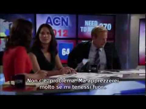 The Newsroom - Sloan & Elephant in the Room