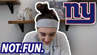Instant Reaction Giants vs Vikings NFL Week 5 (2019)