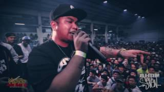 Download Video FlipTop - Dello vs Thike *Surprise Freestyle Battle* MP3 3GP MP4