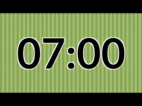 7 Minute Timer