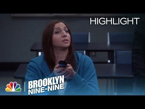 Gina Sets Rosa Up With One Of Her Lesbian Friends | Season 5 Ep. 17 | BROOKLYN NINE-NINE